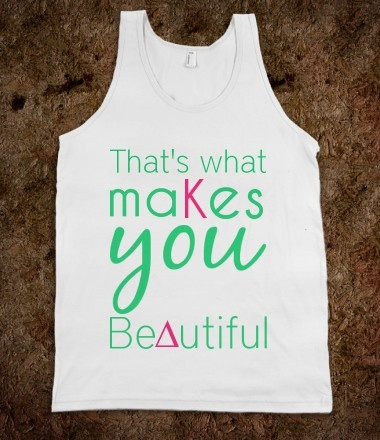 KD One direction tank :)