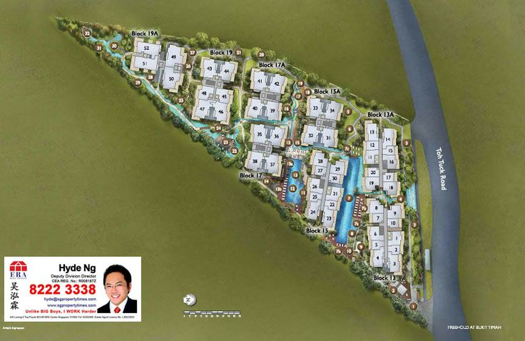 The Creek @ Bukit is a FREEHOLD development nestled amongst landscaping and great convenience provided by the surrounding amenities. Schools, food, grocery-shopping, medical, etc. Mins to Beauty World MRT. Sales Hotline at 8222-3338 now!