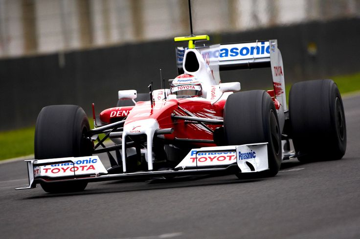 2009 Toyota TF109 (Jarno Trulli)