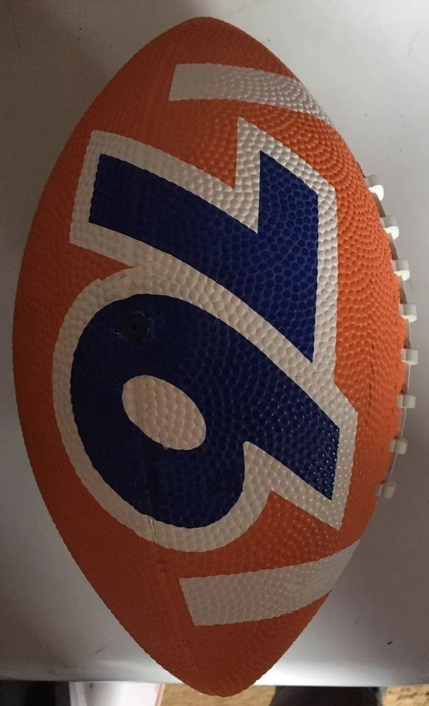 UNOCAL 76 BRAND LOGO Full Size Football ~ NEW ~Union 76