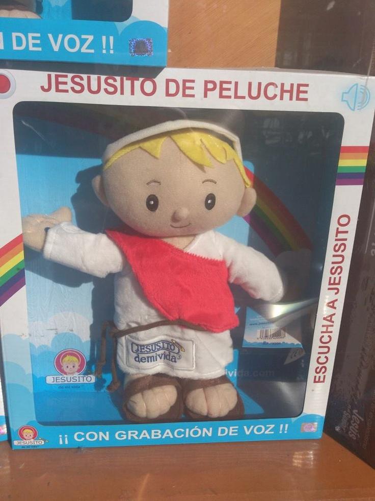 Jesusito de Peluche
