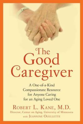 In this carefully considered, practical, and accessible manual, author Robert Kane, M.D., Director of the University of Minnesota's Center on Aging, discusses a full range of concerns and issues caregivers need to address. Based in part on his sister's experiences caring for their mother, The Good Caregiver covers financial considerations, choosing doctors and nursing homes, self-care for the caregiver, and dealing with the patient's inevitable death, among other topics.