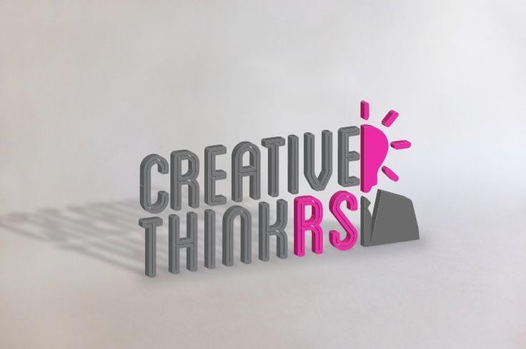 Logotipo Evento CREATIVE THINKRS