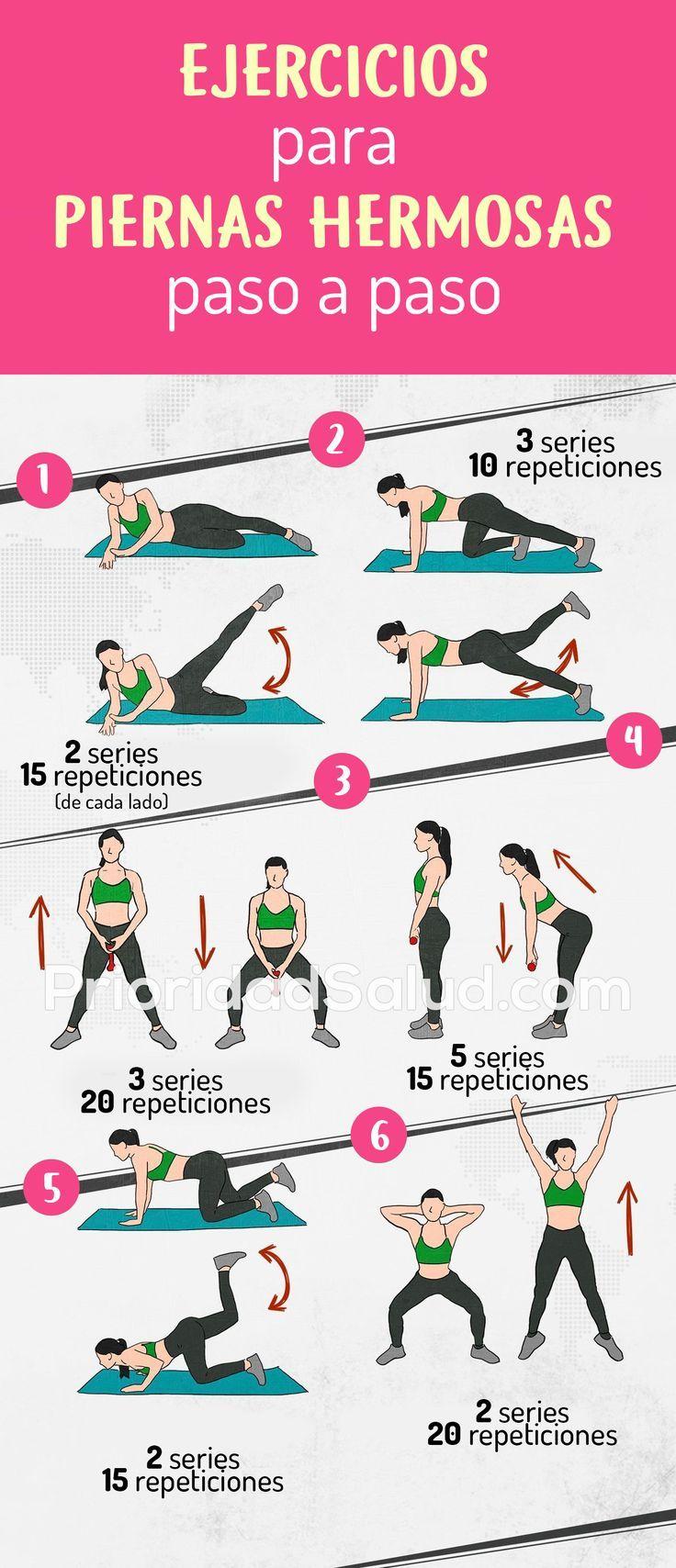Las piernas ejercicios para estrias en eliminar