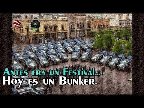Blindan con fuerzas Federales el Festival Internacional Cervantino en Guanajuato. | Ellos y Nosotros.