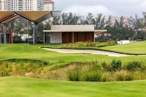 Olympic Golf Course by Rua Arquitetos