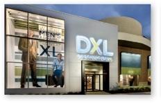 DXL   Destination XL Store 9201 (5.0 mi) 1501 Plymouth Road Bonaventure Shopping Center Minnetonka, MN 55305 (952) 544-0718 http://www.destinationxl.com/mens-big-and-tall-store/storelocator/storeLocator.jsp