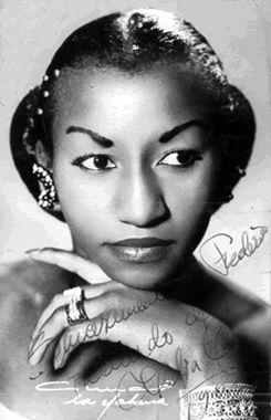 Celia Cruz  This is the woman right here <3