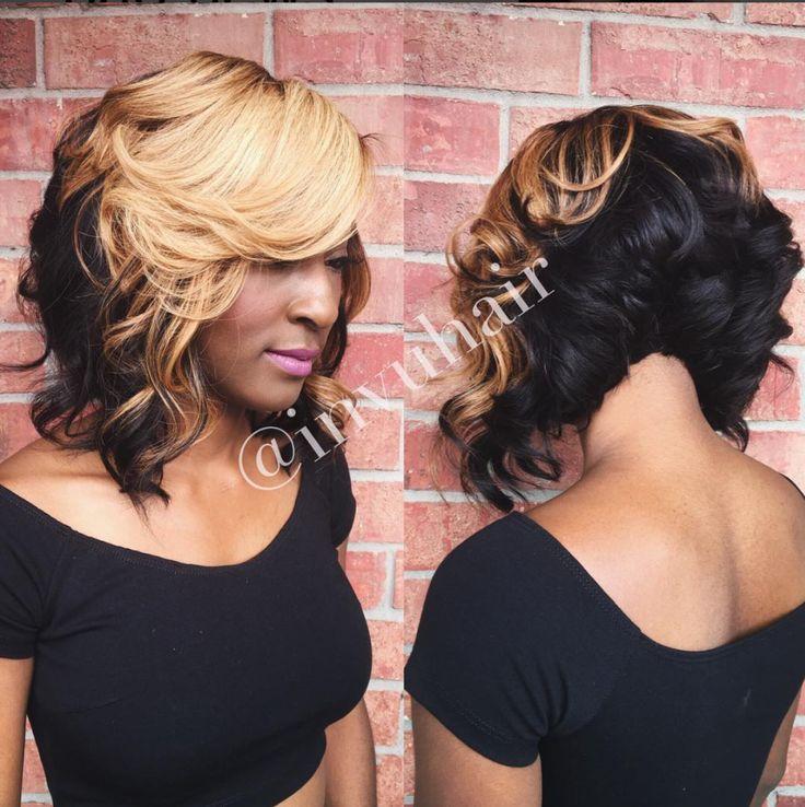 Gorgeous unit by @invuhair - http://community.blackhairinformation.com/hairstyle-gallery/weaves-extensions/gorgeous-unit-invuhair/