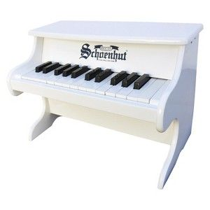 Schoenhut My First Piano II - White