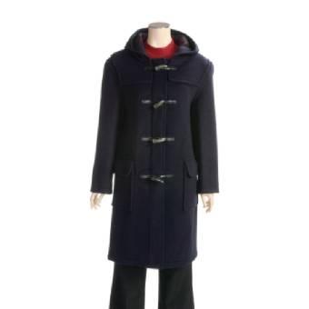 John Partridge English duffle coat