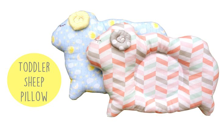 Toddler sheep pillow by AWESOMEbebe on Etsy https://www.etsy.com/listing/249454096/toddler-sheep-pillow