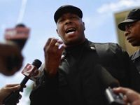 """New Black Panther Vows: 'Black Man Will Exact Justice On Zimmerman' - Mikhail Muhammad who, as a spokesperson for the New Black Panthers, offered a $10,000 bounty for the capture of George Zimmerman last March is out of prison and discussing on """"the New Black Panther radio"""" this week the Zimmerman case..."""