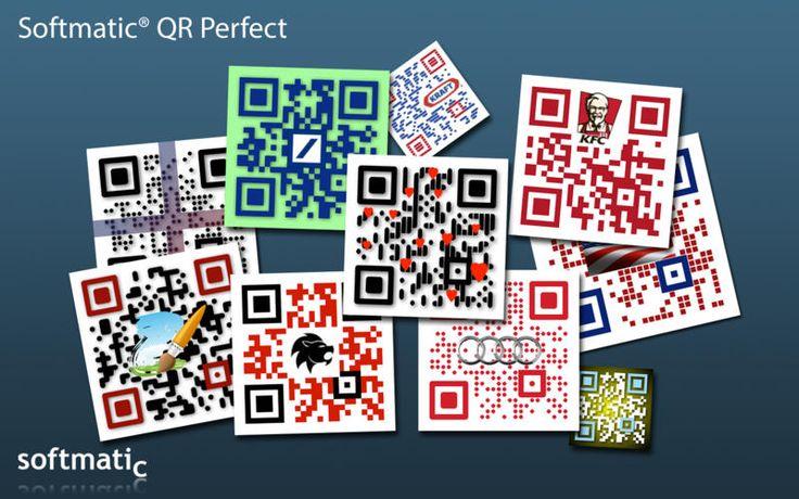 「Softmatic QR Perfect」無料セール中! ー QRコード作成アプリ。鑑定団本編でのレビューはこちら→ http://septill.blogspot.jp/2015/05/QRPerfect.html