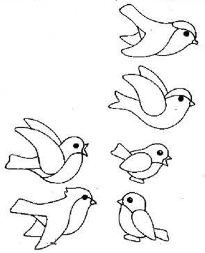 Üvegmatrica minták, színezők, kifestők, sablonok, üvegfestés, állatok, madarak
