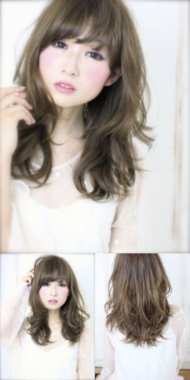 暗めカラーホワイティーアッシュ 愛されエアリーミックスカール|やわらか丸みツヤサラサラグラマラス重めスタイル。透明感マーメイドアッシュやプラチナカラーグラデーションカラー大人かわいい美髪トリートメント。似合わせカットでひし形。束感ロングウェーブハイトーン、前髪黒髪ふわミディー耳かけボブヘアアレンジも◯