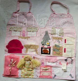 La Nana: Doll house da viaggio