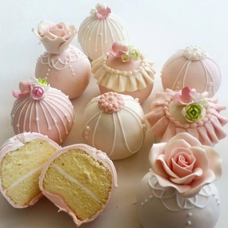 258 Best CAKE POPS Images On Pinterest
