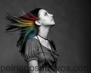 Peinados Oculto Rainbow Gallery - Peinados