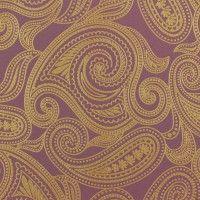 Designer Vliestapete Tapete B. B. Home Passion 4 716726 Barock lila gold
