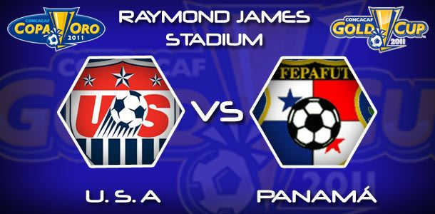 Ver Estados Unidos (USA) vs Panamá EN VIVO Online Copa Oro 7 Julio 2017