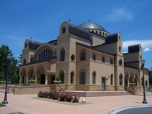St. Nektarios Greek Orthodox Church, Charlotte, North Carolina