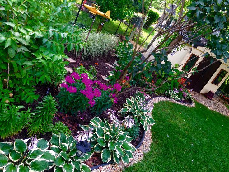 Shade Garden Ideas Zone 5