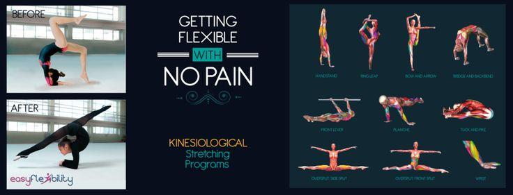 Gymnastics Flexibility & Strength Training – EasyFlexibility.com