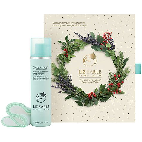 Buy Liz Earle The Cleanse & Polish™ Experience 100ml Skincare Gift Set Online at johnlewis.com