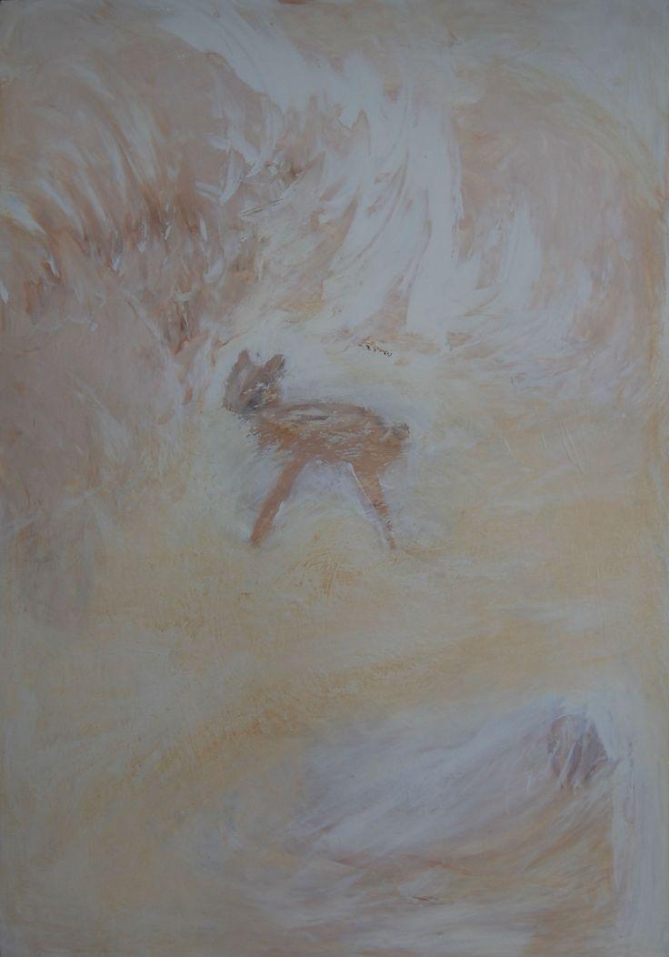Scared Bambi