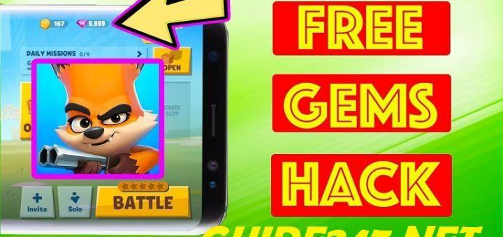 Free hack Zooba   Free gems, How to hack games, Gaming tips