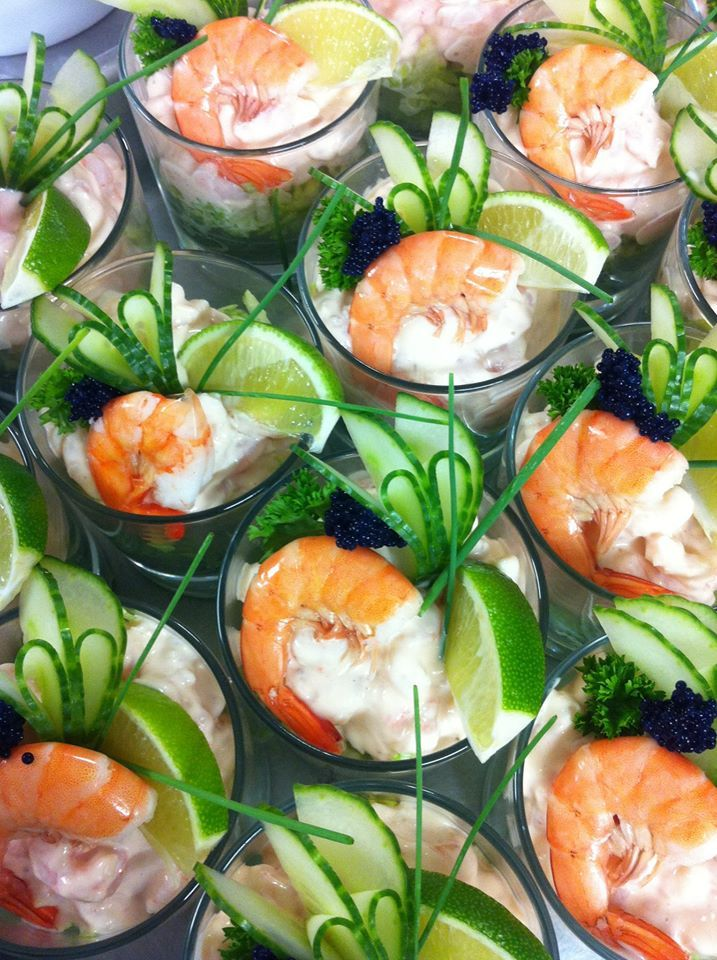 1007 best fish images on pinterest kitchens seafood recipes and proper prawn cocktail forumfinder Choice Image