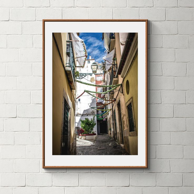023_PrintAzulejos, Azulejos, Poster, Wall, Printable, Portugal, Pattern, Tiles, Photography, Instant download