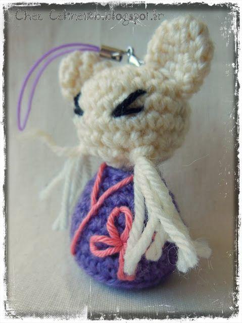 Kokeshi crocheté !