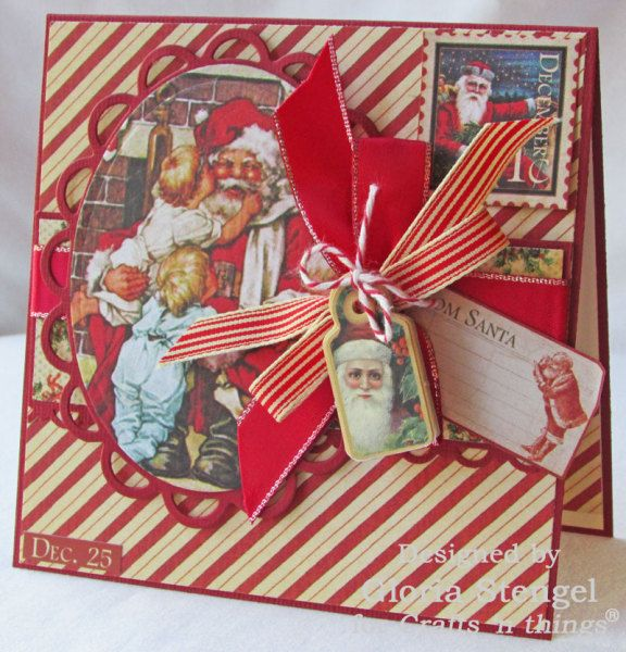 1440 Best Santa Claus Images On Pinterest Christmas