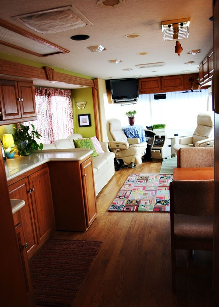 I want an rv... I really want this rv!
