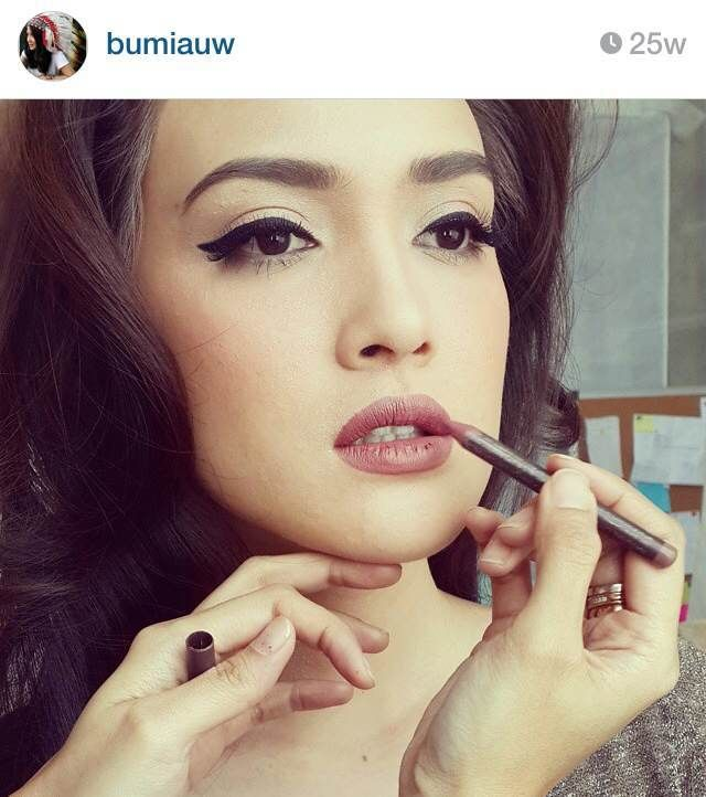 15 Bridal Makeup Artist Yang Harus Kamu Follow di Instagram - 15 makeup artist pernikahan instagram the bride dept