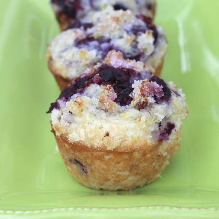 Americas test kitchen: Best Blueberry Muffins