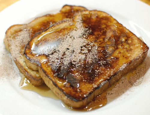 ilovedessert:  French Toast