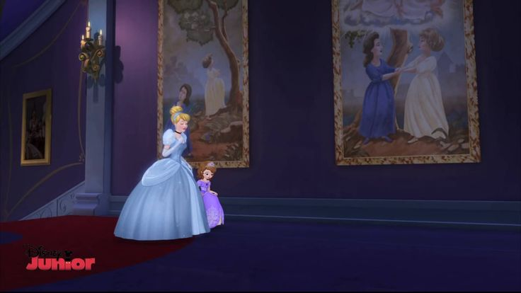 Sofia The First ft. Cinderella - True Sisters - Song - HD