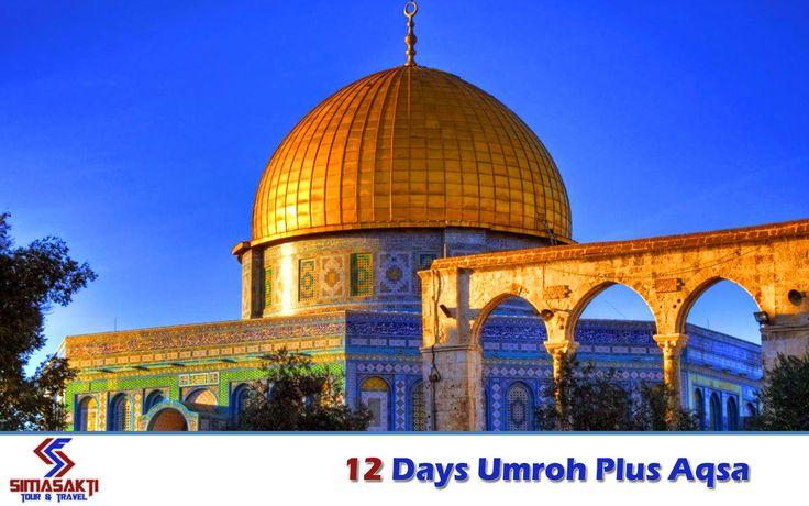 Paket Umroh Plus Aqsa Januari 2018 – SimaSakti Umroh