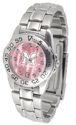 Miami University Of Ohio Redhawks Sport Steel Band - Ladies Mother Of Pearl - Women's College Watches by Sports Memorabilia. $69.13. Makes a Great Gift!. Miami University Of Ohio Redhawks Sport Steel Band - Ladies Mother Of Pearl