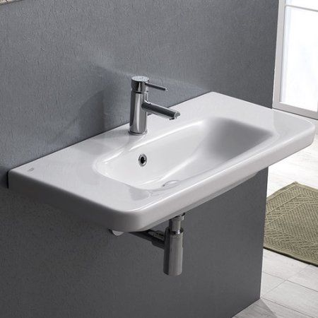 Home Improvement With Images Drop In Bathroom Sinks Wall