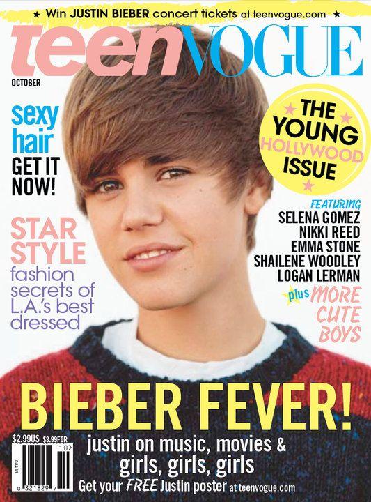 Justin Bieber October 2010