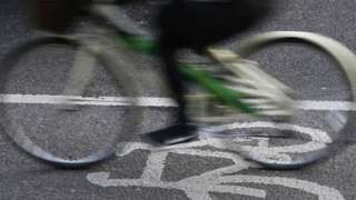 """Image copyright                  Reuters               An employment tribunal has ruled that a self-employed courier for the firm Excel was actually """"a worker"""". Cycle courier Andrew Boxer argued he was entitled to one week of holiday pay based on his work for..."""