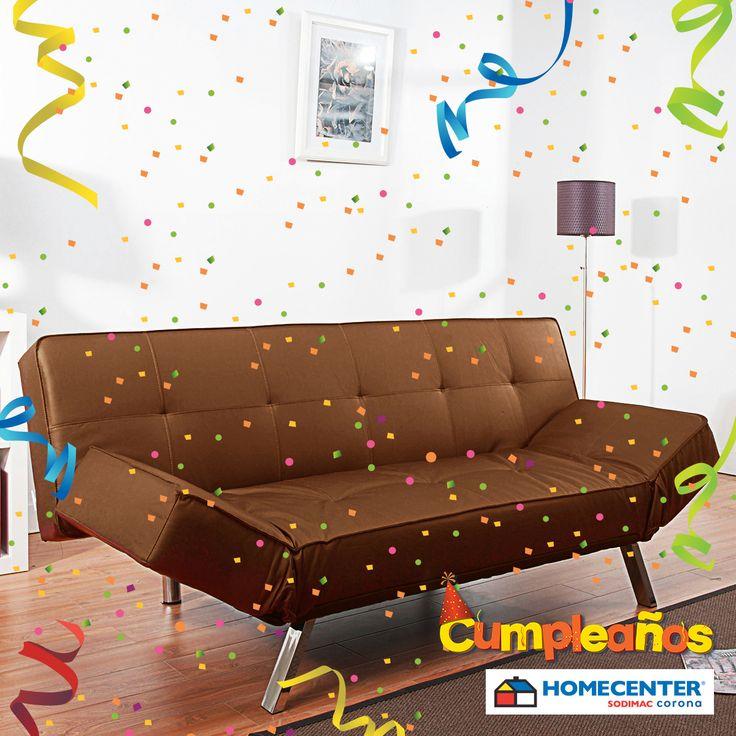 En nuestra segunda semana de #CumpleañosHomecenter te sorprenderás con la gran variedad de productos a precios bajos.