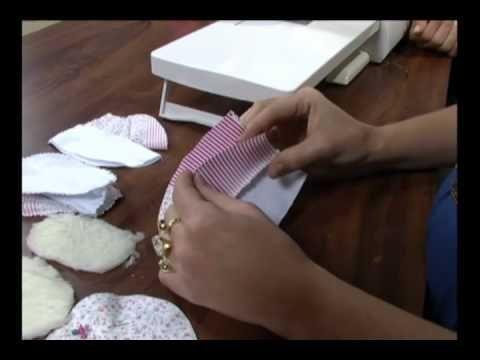 Como hacer zapatitos