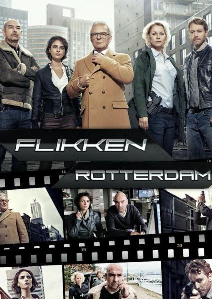 Poster van Flikken Rotterdam (NPO1)