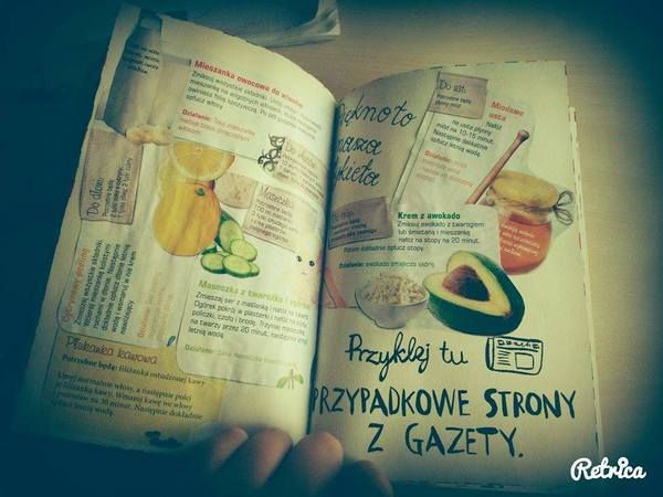 Podesłała Marta Złamańska #zniszcztendziennikwszedzie #zniszcztendziennik #kerismith #wreckthisjournal #book #ksiazka #KreatywnaDestrukcja #DIY