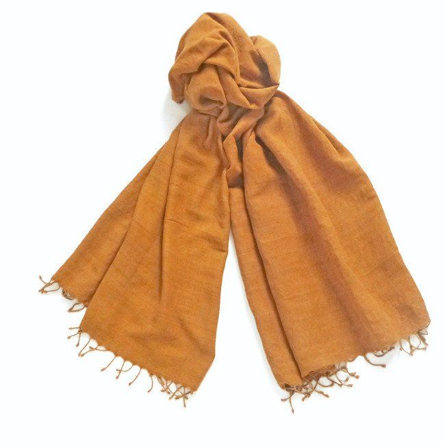 Parchment shawl